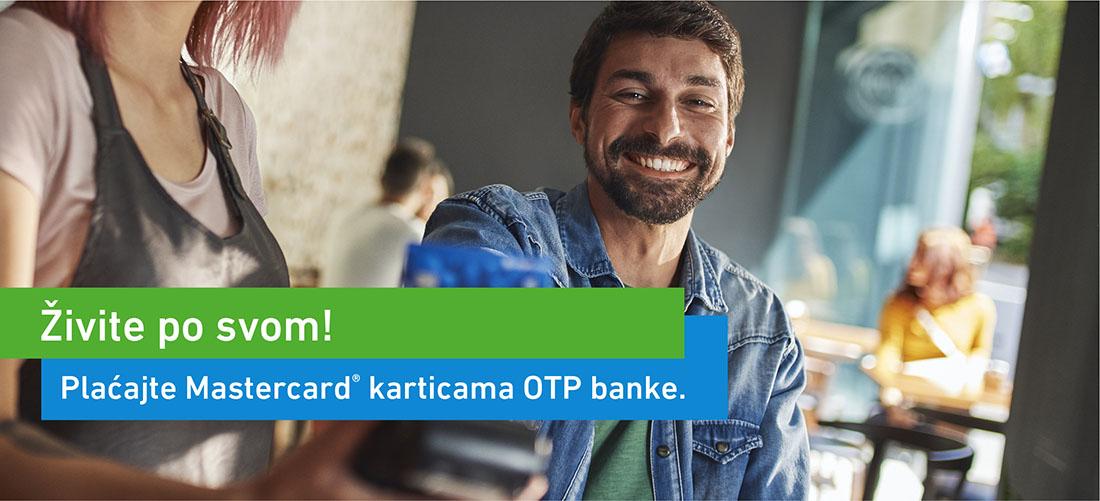 Mastercard kartice OTP banke