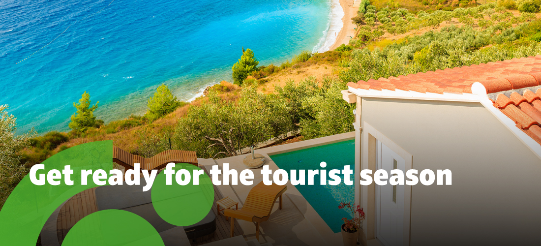 Long-term loan for the tourism business