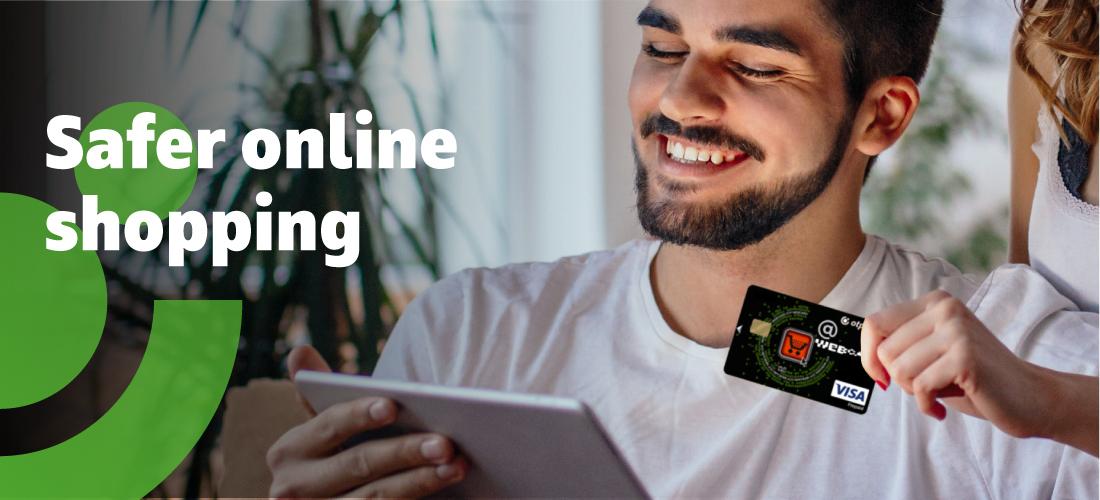 Visa web prepaid card