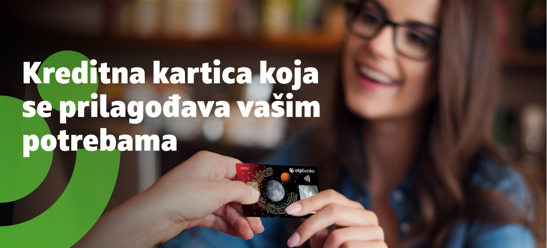Visa Classic na rate OTP banke