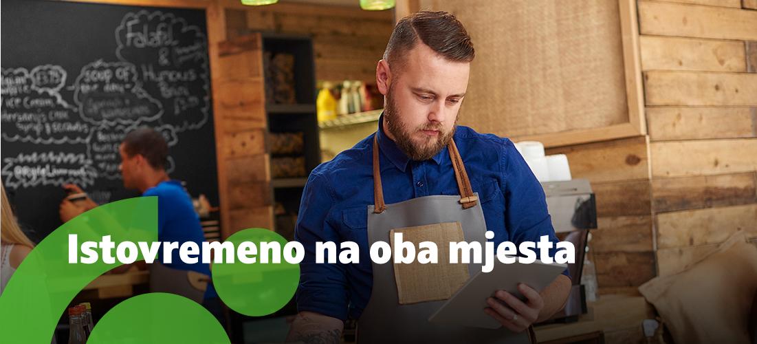 OTP m-business za mala poduzeća i obrtnike