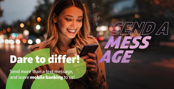 OTP Mobile banking