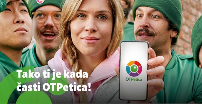 OTPetica - Program vjernosti OTP banke