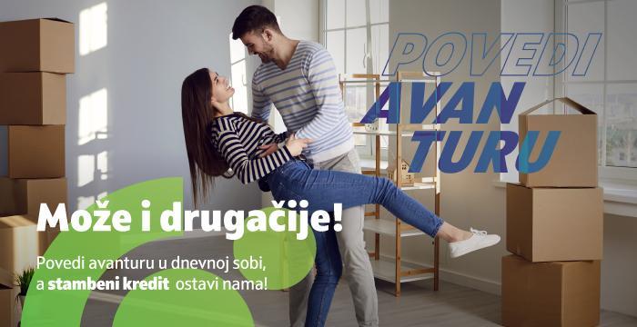 Stambeni krediti bez hipoteke u EUR