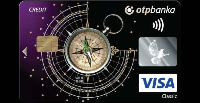 Visa Classic charge kartica