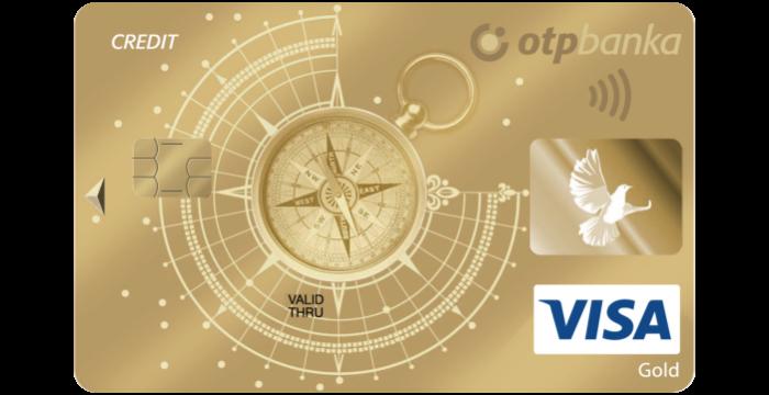 Visa Gold kreditna kartica