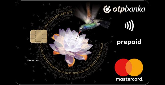 Mastercard prepaid kartica