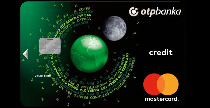 Mastercard Standard revolving kartica