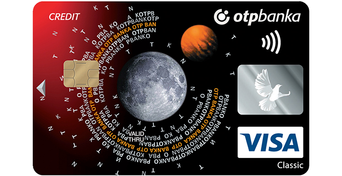 Visa Classic instalment card