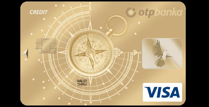 Visa Gold kartica