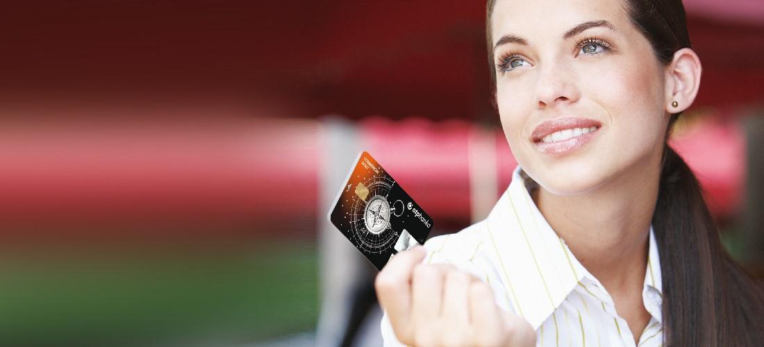 Visa Business kartica
